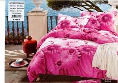 Four piece High quality thick 100% cotton duvet cover sets Multicolor 6*6