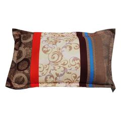 Thicken Long-staple cotton multicolor pillow case Multicolor 48cm*76cm