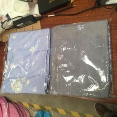 Four piece 100% Cotton bedding set Multicolor 5*6
