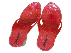 Red Stylish Sandals
