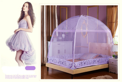 Double bed size nets for safety against insects one color 4*6