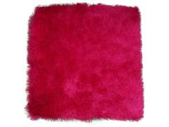 Fluffy Pink Door Carpets- For Door and Bedside