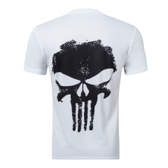 Men's 3D summer T-Shirt NEW T-shirt skull print colour m