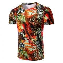 Men's short sleeve T-shirt colour m