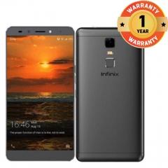 INFINIX X601 Note 3 - 2+16GB, 5+13MP Camera,4500mAH , Dual SIM, Best Smart Mobile Phone grey