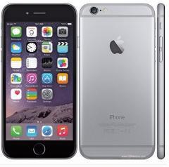 Unlocked Apple iPhone 6 1GB RAM 4.7inch IOS Dual Core 1.4GHz phone 8.0 MP 4G LTE 16/64/128GB ROM iPhone 6 64G grey