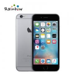 Unlocked Apple iPhone 6 1GB RAM 4.7inch IOS Dual Core 1.4GHz 8.0 MP 3G WCDMA 4G LTE 16/64/128GB ROM iPhone 6 64GB white