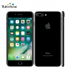 """Apple iPhone 7 Plus 1.2MP Two Camera Wide-Angle 4G LTE 5.5"""" Quad Core A10 3G RAM 128G ROM 32g black"""