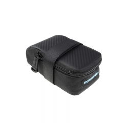 ROSWHEEL  Mountain MTB Bike Tail Bag Cycling Saddle Back Seat Pouch Package Tool Bags Nylon Black