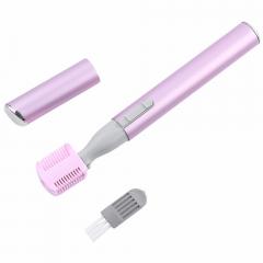BUY 1 GET 5!Electric Female Epilator Face Body Armpit Underarm Leg Hair Trimmer Eyebrow Depilatio pink
