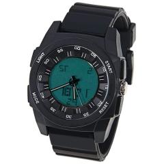Men's sports watch style black