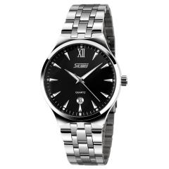 Men's Dress Watch Calendar/Water Unique Fashion Watch black