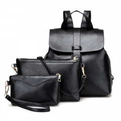 New fashion wild casual shoulder bag package 999# black free size
