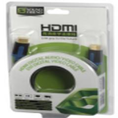 SOUND FRIEND HDMI Cable Connector 5M - Black