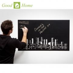 60*200cm Chalk Board Blackboard self-adhesive waterproof removable DIY Wall Sticker2017 Hot Sale black 60*200cm