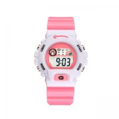 MINGRUI multi-functional waterproof digital watch pink