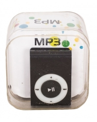 DEALFIT MP3 Player with Matching Earphones black .