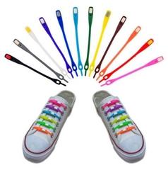 Listed Lazy Shoelaces