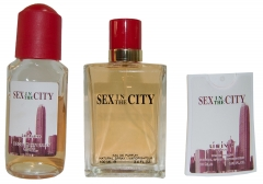 Sex in the city perfume for ladies