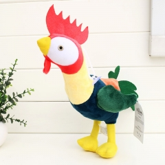 Moana Cute Chicken Plush Toy doll as the picture one size
