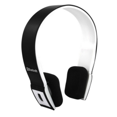 Bluetooth Headphones wireless Wearing style Bluetooth Headset stereo movement Ears Subwoofer General black