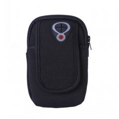 movement  Arm pack phone case Water repellent armband men and women  Ride Run Arm bag black 4.7Inch
