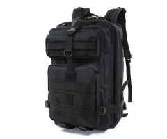 Movement Outdoor Camouflage Tactics Backpack Multifunction Movement Backpack black one size