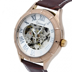 Upscale Men Hollow Watch fashion Business Fully automatic Mechanical watch 1 men