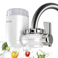 Faucet Water Purifier Home ceramics Filter element kitchen filter Tap water Water purifier white one  size