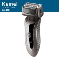Men Reciprocating 3 razor electric shaver Home Razor black