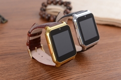 Intelligent Watch Take Pictures Radio Card Bluetooth Movement Step Wristband black one size