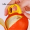 HN-Orange Peelers Zesters Opener practical Lemon Fruit Slicer Fruit Stripper Opener Cooking Tools multi as picture