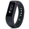 I5 Plus Smart Bracelet Sleep Monitoring Sports Tracking Remote Camera black one size