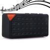 X3 Bluetooth V2.1 Mini Wireless Portable Speaker with FM Radio USB Input black one size