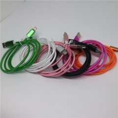 Micro USB Data Charging Cable 3.28 feet (1 meter) Techjumbo for Android Smartphone rose-carmine