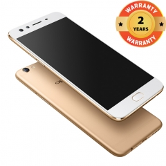 Oppo F3 Camera Phone - 4GB Ram - 64GB - Dual 13MP+16MP Front - 4G/LTE Smartphone gold