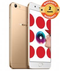OPPO A57 - Camera Phone 32GB - 3GB RAM - 16MP Camera - Dual SIM - 4G/LTE Smartphone Gold