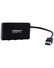 CROWN USB HUB 4 PORTS (CMU3-05)