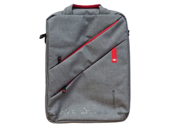 "Crown Exceed notebook sling bag 15.6""  (Gray) (SBE15GY)"