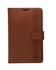 Flip Cover for Infinix X507 - Brown