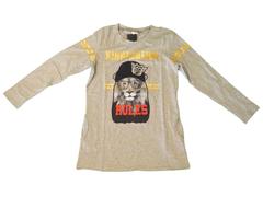 Longsleeve Designer T-Shirts XL Grey