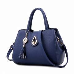 women bags handbags deep blue 28*21*14