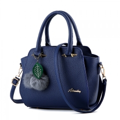 women bags handbags deep blue 24*21*10