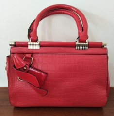 women bags handbags red 25*16*11