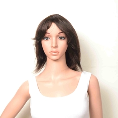 #2,dl-81,Hot selling 100% huamn hair wig,Machine Made