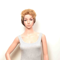#4-27,dl-809,Hot selling 100% huamn hair wig,Machine Made