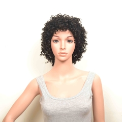 #1,dl-106,Hot selling 100% huamn hair wig,Machine Made