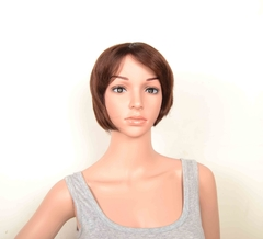 #2/33,RJ 280,Hot selling 100% huamn hair wig,Machine Made