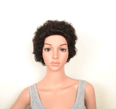 #1b,RJ 1040,Hot selling 100% huamn hair wig