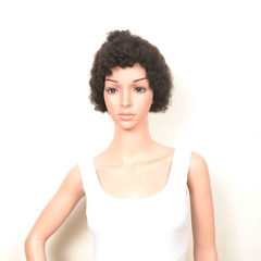 #1, AFRO WIG ,100% human hair,Very clean, smooth ,soft, comb easily.